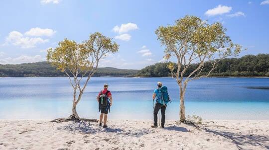 Fraser Island Coast to Coast Adventure Hike - 3 Days