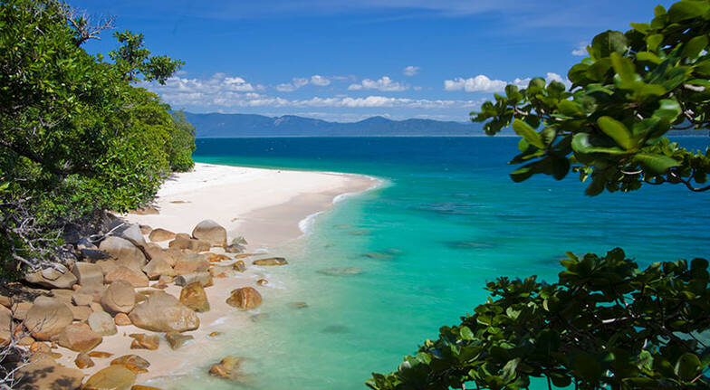 Return Transfers to Fitzroy Island from Cairns