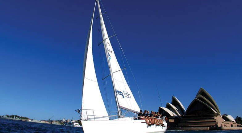 Discover Yachting in Sydney Harbour - Full Day