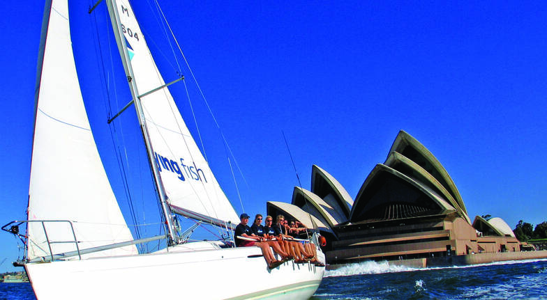 Private Yacht Charter in Sydney  Up to 10 Passengers