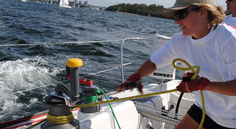 Learn to Sail in Sydney Harbour