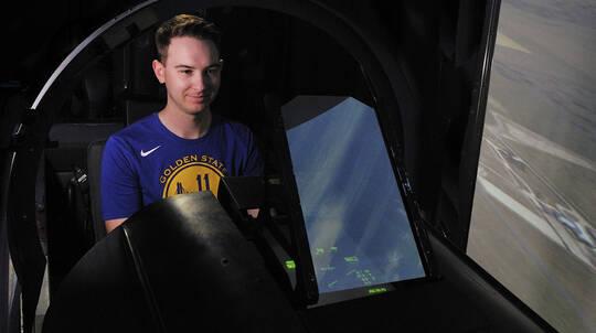 F-18 Super Hornet Simulator Experience - 30 Minutes