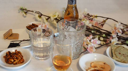 Whiskies of Japan Tasting Experience with Canapes - For 2