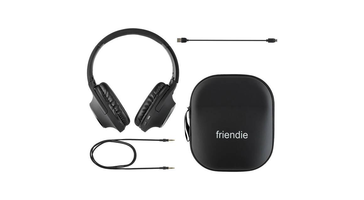 Friendie Air Pro 2 Wireless Headphones - Rose Gold or Black