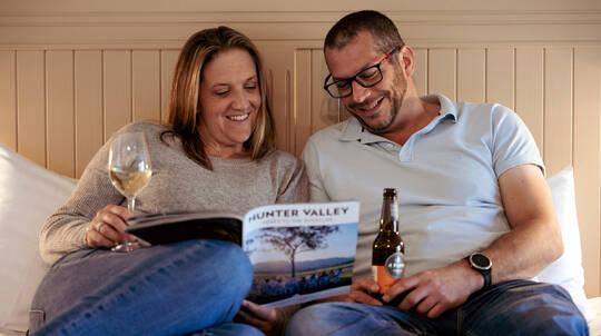 Hunter Valley Two Night Winery Indulgence Getaway - Weekday