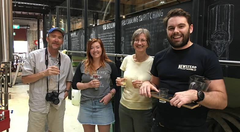 Dash of Brisbane Brewery Tour - Half Day