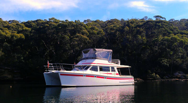 Private Vivid Sydney Harbour Cruise - For up to 20