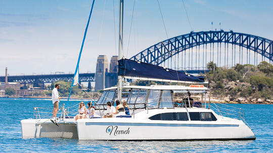 Private Sydney Harbour Sightseeing Cruise - For up to 30