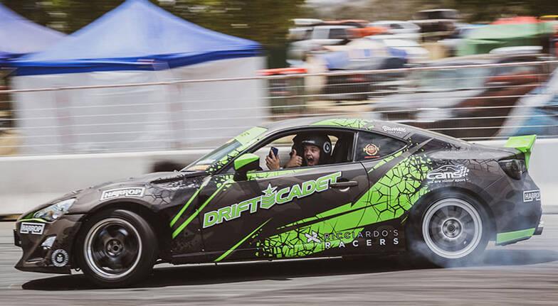 Drift Hot Laps - 5 Laps - Winton Motor Raceway