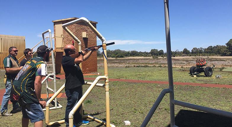 Clay Target Shooting Experience  WA