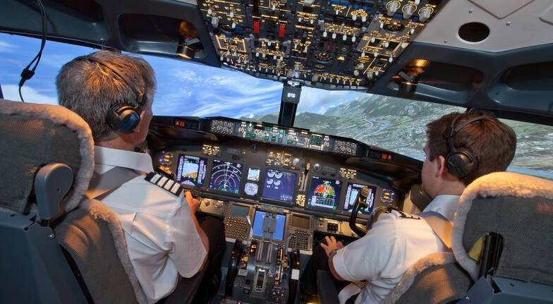Boeing 737-800 Flight Simulator - 60 Mins - Darling Harbour