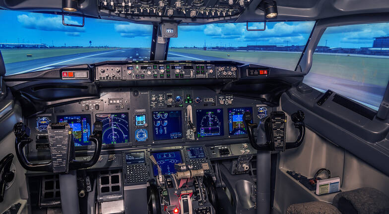 Boeing 737-800 Flight Simulator - 90 Minutes