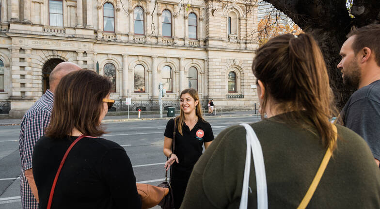 Adelaide Food Walking Tour with Samples and Goody Bag