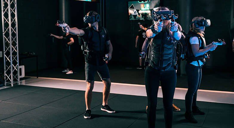 Free Roam VR Arena Experience - 30 Minutes - Penrith