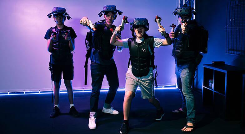 Virtual Reality Escape Room  1 Hour  Penrith
