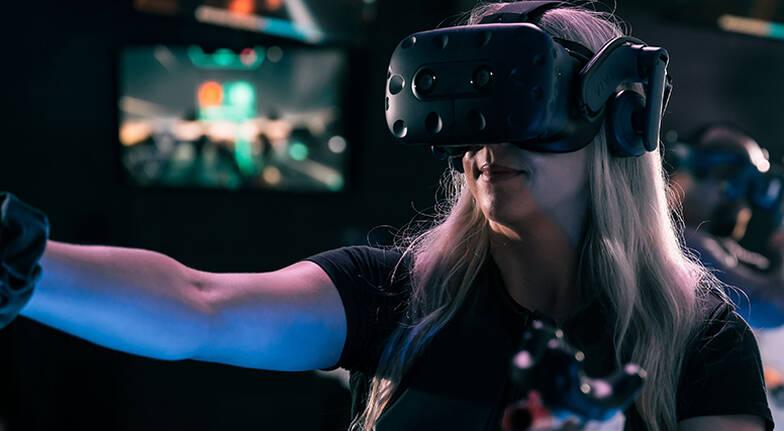 Virtual Reality Arcade  1 Hour  Bondi