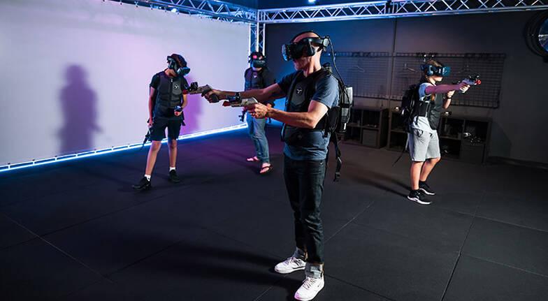 Free Roam VR Arena Experience  30 Minutes  Bondi