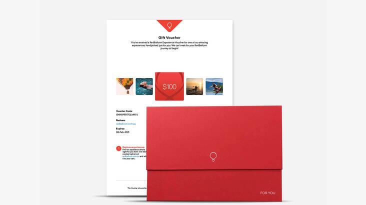 RedBalloon Gift Voucher