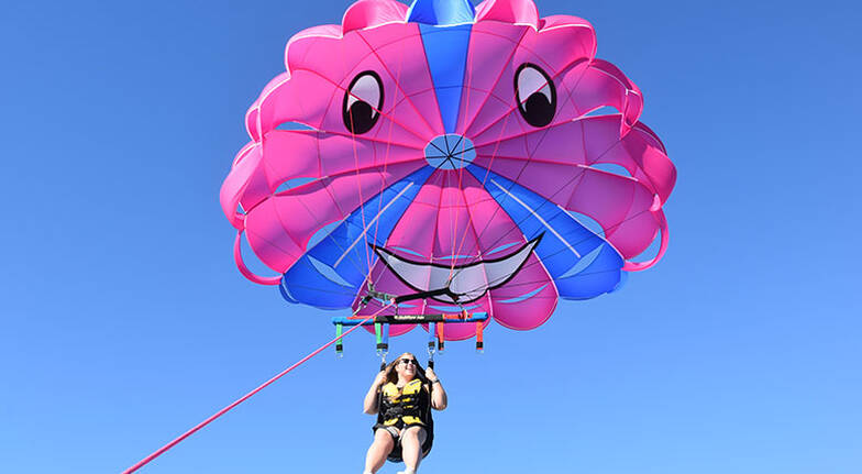 Scenic Parasail Over the Gold Coast  For 1