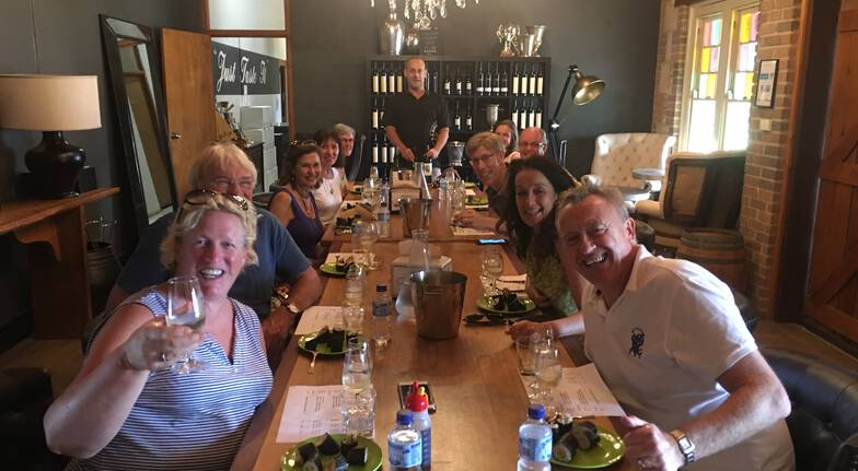 Chef Led Hunter Valley Food and Wine Paired Day Tour