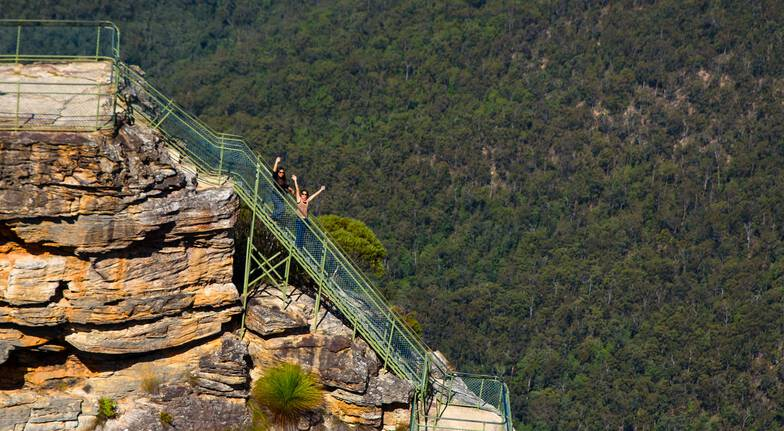 Blue Mountains Food and Sightseeing Tour