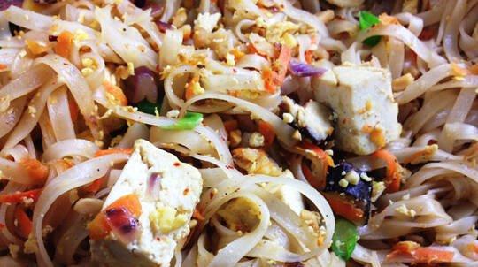 Thai Vegetarian and Vegan Cooking Lesson