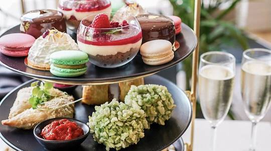 High Tea with Prosecco - For 2