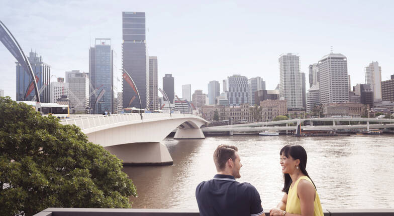 Brisbane Morning Cruise and Coach Tour - Adult