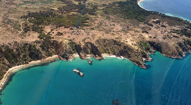 Private Mornington Peninsula Helicopter Flight - For 2