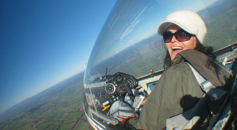 Gliding Introductory Flight - 4000ft