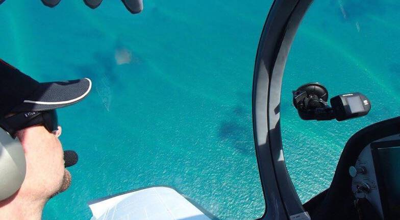 Ultimate Wingman Flying Lesson with Video Footage