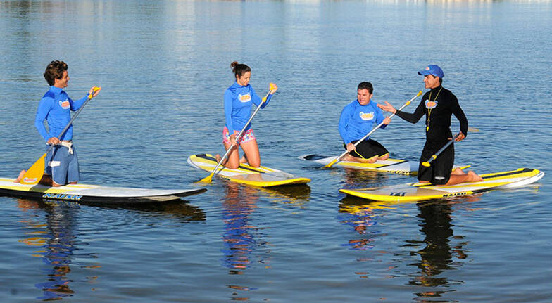 Anglesea Stand Up Paddle Lesson  90 Minutes