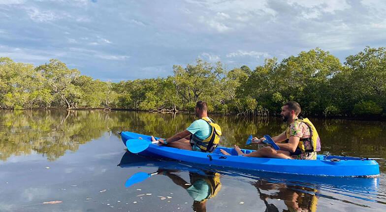 Brunswick River Nature Kayak Tour  2 Hours
