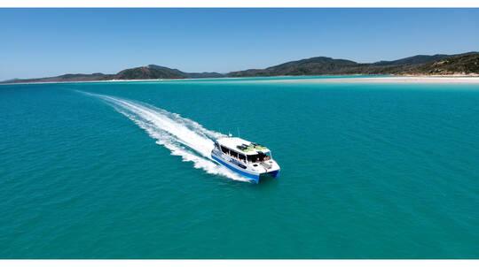 Whitsundays Fly and Cruise Adventure