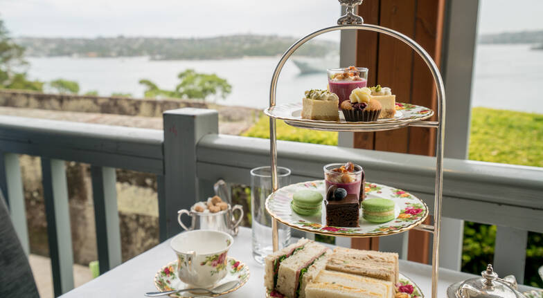 Gunners Barracks Traditional High Tea - For 2