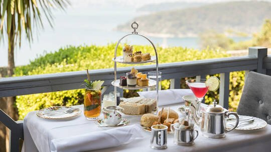 Gunners' Barracks Sparkling High Tea - For 2