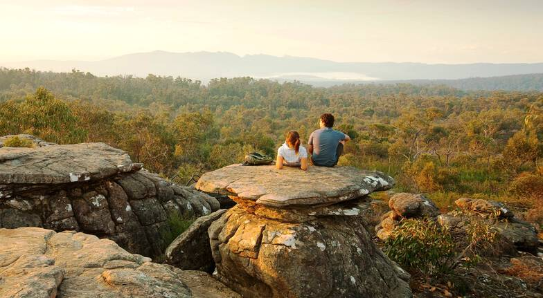 Full Day Grampians National Park Tour with Lunch and Snacks