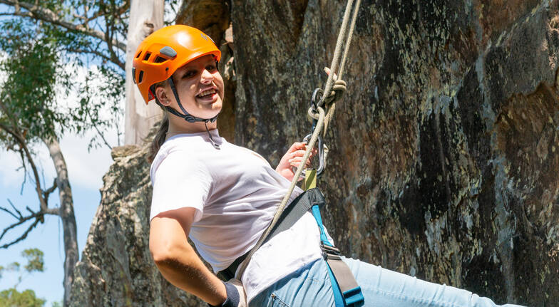 Glenworth Valley Abseiling Adventure - 2.5 Hours