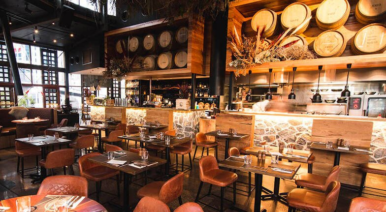 Meat Dining Experience with Wine  For 2  Darling Harbour