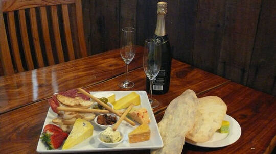 Cheese, Wine and Fudge in the Upper Hunter Valley - For 2