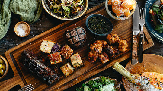 The Hunter's Dining Experience with Wine - For 2 - Ringwood