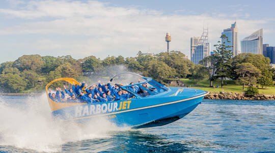 Jet Boat Sydney Jet Blast - Weekend - For 2
