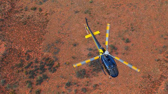 Helicopter Flight Over Kings Canyon - 15 Minutes - For 2