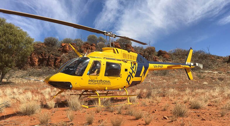 Extended Scenic Helicopter Flight Over Uluru and Kata Tjuta