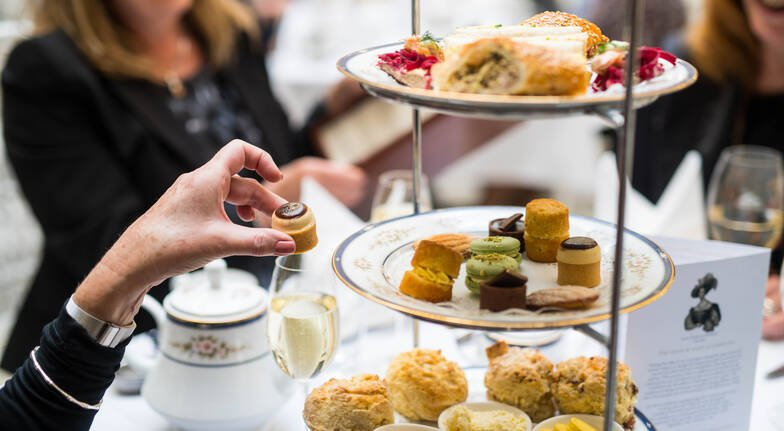 Traditional Afternoon Tea - For 2