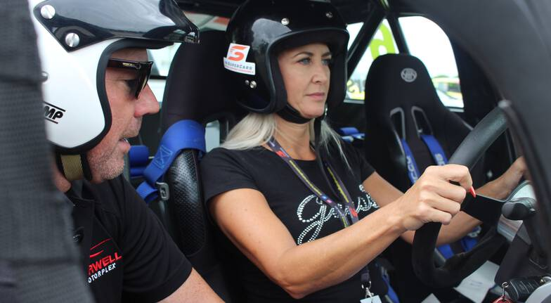 V8 Supercar Drive  Ride Superstreet  12 Laps  Gold Coast