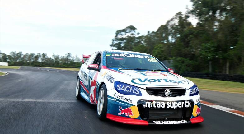 V8 Supercar Experience  5 Lap Qualifier  Gold Coast