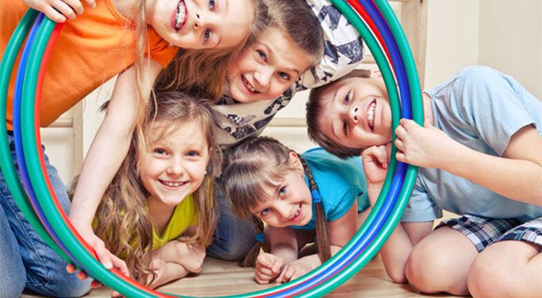 Live Online Kids Storybook Reading and Hula Hoop Lesson