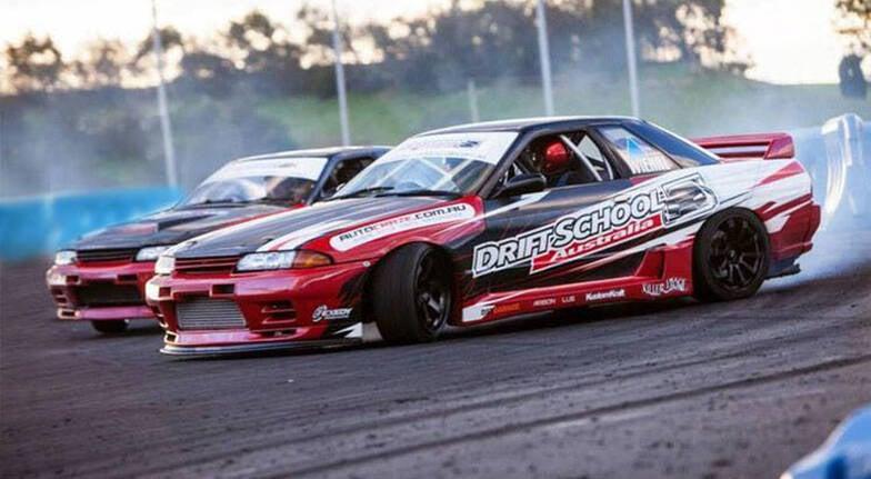 Drift Car Thrill Ride  4 Laps  Sydney