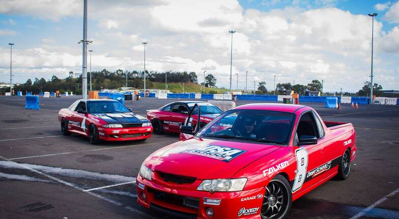Introduction to Drifting Experience With Hot Lap  Sydney